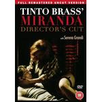 Miranda - Directors Cut - Tinto Brass [DVD]